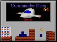 Commander Keen 64 (Pogo Demo Release)