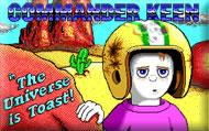 Commander Keen 8: Dead in the Desert