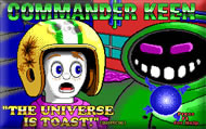Commander Keen 7: The Keys of Krodacia