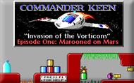 Commander Keen 1: Marooned on Mars