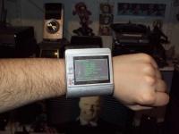 Keen\'s wristwatch